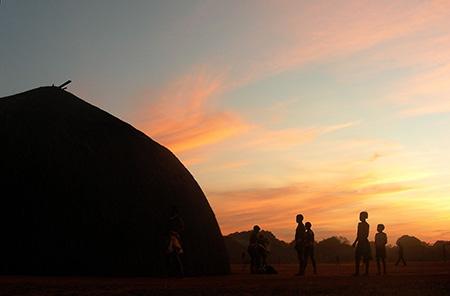 Xingu Park Sonnenaufgang_AgenciaBrasil