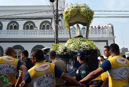 Belém/PA - Círio de Nazaré - Foto: Wilson Dias / Agência Brasil