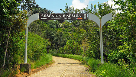 Serra da Barriga