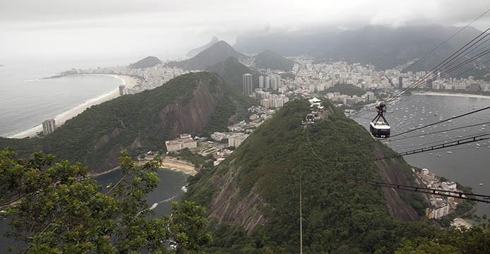 RJ Blick vom Zuckerhut auf Rio Copa und Botafogo_9440
