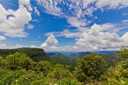View of Quilombo Valley at Gramado - Foto paulobaqueta/Fotolia.com