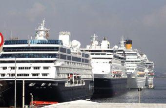 10022013 - Carnaval do Rio recebe recorde internacional de navios .