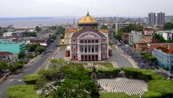 Amazonas - Theater