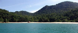 praia antigos paraty