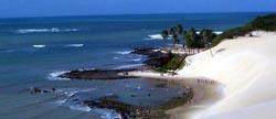 praia de genipabu_wiki