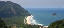 praia de grumari rio